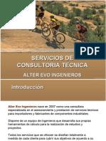 Servicios Consultoria - Comercializadoras