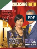 EIF Magazine - Fall 2009