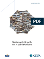 ABDA Annual Report 2011