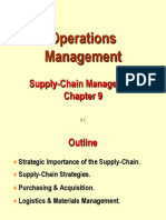 Bab 9 Material - Supply Chain Mgt