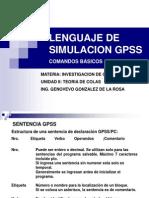 89912785 Comandos GPSS