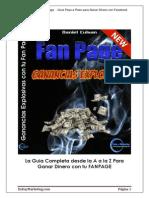 Crear FanPage