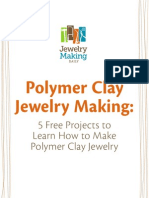 PolymerClay Free eBook Projects