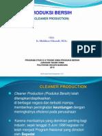 Produksi Bersih-Sept 2013