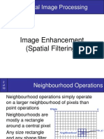 Image Processing Spatial Filtering 1