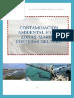 Contaminacion Ambiental en Las Zonas Marino Costeras Del Peru