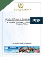 Instructivo Proceso de Oposición (2)