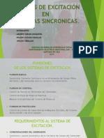 Sistemas de Excitacion en Maquinas Sincronicas. MEI 44 (Jhojanc356@Hotmail.com)