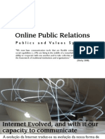 Publics and Values Systems