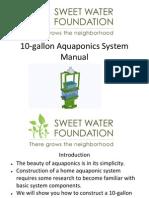 SWF 10 Gal Manual1