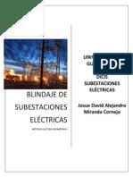 El Modelo Geométrico de Blindaje Para Subestaciones