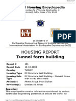 Tunnel Form