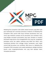 Booklet MPC 2013