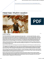 2011-11-19 - head trips - rhythm vacation - by rebecca field jager - national post