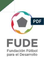 Programa de Apoyo a Iniciativas de Inclusión Social a Través Del Fútbol