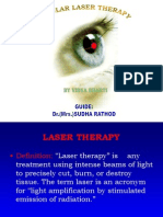 Ocular Laser Therapy 12-5-14