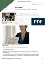 ¿Sirve para algo el currículum en papel_ - lanacion.pdf
