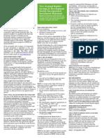 BSDS Disclosure Statement Sept 2014