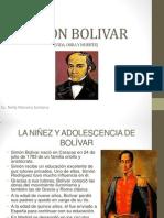 Proyecto Sobre Bibliografia de Simon Bolivar