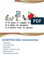 1. Introduction and Dimensional Analysis