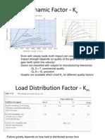 Dynamic Factor K