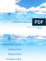 Review of sea level variability