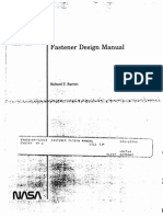 Fastner Design Manual