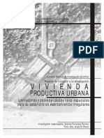 Vivienda Productiva Urbana