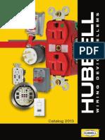 2013 Catalog Hubbell