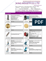 2014 Jewelry Machines Price List