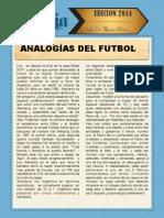 Analogías Del Futbol