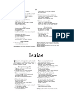 Spanish Bible 23 Isaiah