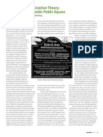 Rethinking Secularization Theory Case Hasidic Public Square Nomi Stolzenberg David Myers AJS