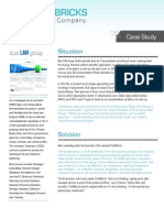 ProfitBricks Cloud Computing Case Study Blue LAN Group