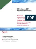 SOA Reference Architecture Presentation.291115456