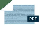 Peran Imunitas Non Spesifik Dalam Menstimulasi Respons Imun Spesifik