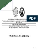 Final Program Pozega 2014