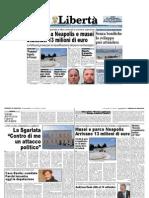 Libertà Sicilia Del 12-09-14