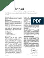 Mastertop p 604
