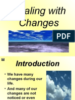Dealing With Changes