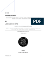 Witchcraft and Devil Lore in the Channel Islands by Pitts, John Linwood, 1836-1917