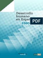 Desarrollo Humano Herrero Bancaja Informe 2012
