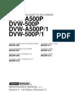 Sony DigiBeta VCR DVWA500pVol4part2