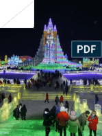 Harbin Ice Festival Brochure