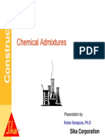 Chemical Admixtures - NJIT