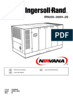 I-R Nirvana IRN250-300H-2S Parts Manual
