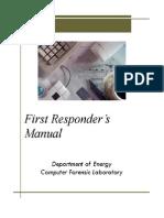 DOE CFL FirstResponseManual