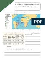 A.1 Teste Diagnóstico - Império e Monarquia Absoluta No Século XVIII (1) (1)