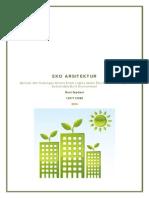 Enam Logika Arsitektur Berwawasan Lingkungan