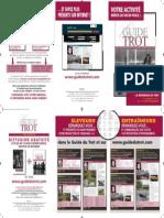 Plaquette Guide Du Trot 2015